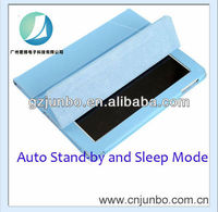 Folio Leather Folding Stand Tablet Case for ipad 2 3 4