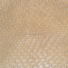 2014 New Genuine Leather Effect Snake Skin Pu Leather For Lady Boots