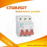 SB1-63( dz47-63 ) C63 240v 32a 3 poles number mini circuite breaker with low price