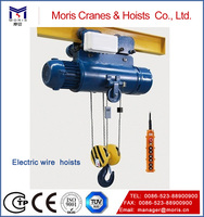 new wire rope electric elevator hoist