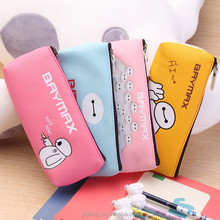 Cute Pu Pencil Bags For Kids