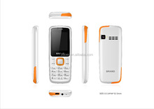 1.8'' WCDMA dual sim cheapest 3G Feature Phone with Cheap Price