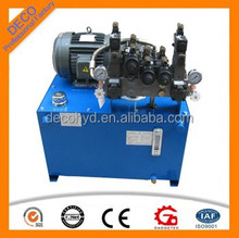 different types single acting/double acting customized order hydraulic power pack hydraulic power pack unit hydraulic set