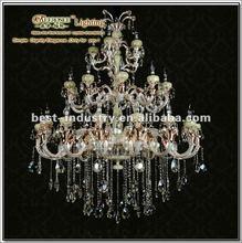 Princesa chinesa : Top - classe asfour lustres de cristal e luminária, Para 5-star hotel decoração