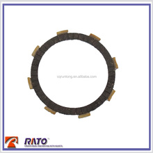 High performance motorcycle Clutch friction plate, motorcycle Clutch friction plate for sale