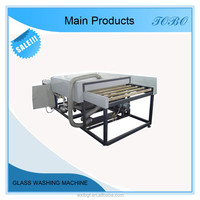 Hot sale!!! Solar tempered glass cleaning machine with excellent service !!!
