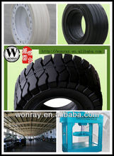 5.00-8 variable size, oem solid tires, oem tire mold