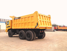 Mining auto-unloading vehicles