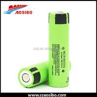 Highest capacity 18650 battery NCR18650G 3600mah 3.7v li-ion battery