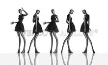Fashion Designer female Mannequins for wedding dress