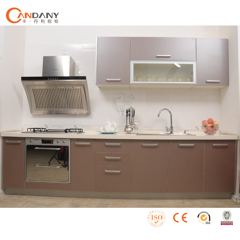Melamine face board affordable modern kitchen cabinets for Affordable contemporary kitchen cabinets