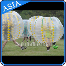Popular Bubble Football / Bubble Bumper Ball With Big Discount