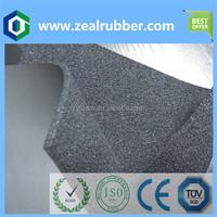 foam rubber plastic heating insulation/foam rubber for sound insulation