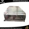 WELDON sheet metal programming &engineering service high quality metal works