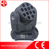 Professional lighting 4 in 1 led 12x10w moving head light