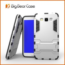 Factory kicktand mobile phone case for Samsung Galaxy Grand Max G7200