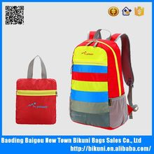 2015 new nylon waterproof china backpack,highland backpack,foldable backpack