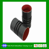 hot sale straight silicone rubber hose