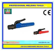 CE Proved Netherlands Type Welding Electrode Holder 500A HL500A
