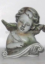 Cute Fashion Design Material Resin Unique Angel Home Decorations