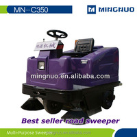solid surface cleanning machine, vacuum mechanical road sweeping machine/European Road Sweeper