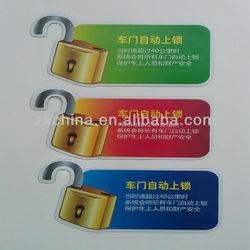 Hot promotional magnet for fridge car sticker Cool Shapes Magnets