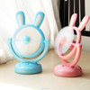 2015 New fan with battery hot sale battery powered table fan asian fan