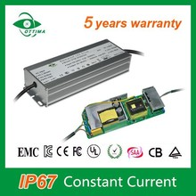 LED dc power supply waterproof IP67 led driver 300W constant current 8.3A driver for led street light