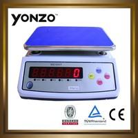 Manual digital weighing balance scale YZ-308