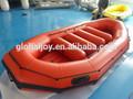 red pvc inflável de lona barco caiaque
