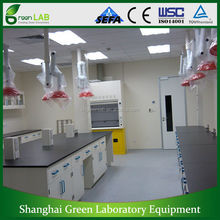 2015 Hot Sell Laboratory Furniture Laboratory Stainless Steel Work Table With Wheels