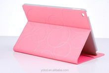 magnetic case For iPad Air 2 Case Classical Stand Leather Skin Case
