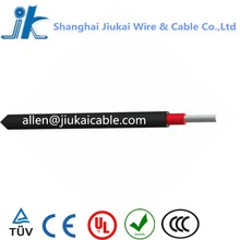 TUV approved PV1-F Solar Cables one/two core ac & dc solar cable 6mm