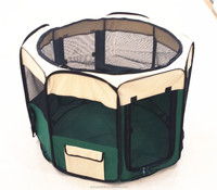 2015 folding oxford dog exercise pen