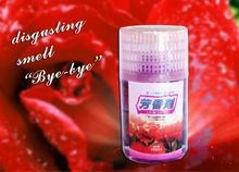 Plastic bottle liquid air freshener