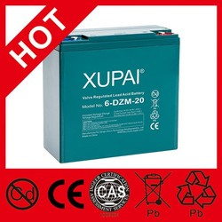 High capacity 12ah rechargeable lead acid battery 12v with low battery price made in china