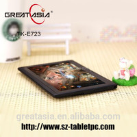 Shenzhen Manufacturer 7 inch boxchip a23 dual core tablet hot sell gift tablet