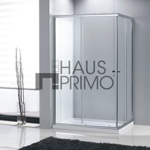 Hongjin China ABS Low Tray Shower Enclosure