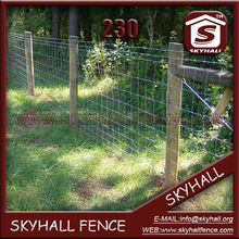 Hot Sales And Top Quality Cattle / Sheep/ Horse/deer Galvanized Wire Mesh Fence