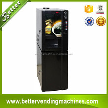 Automatic Commercial Use Coins And Bills Operated Coffee Machines