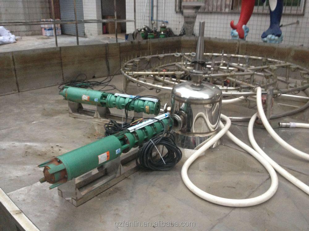 Fountain Equipment Water Circulating Pump For Fountain Buy Water Circulating Pump For Fountain