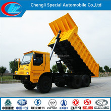 china brand good quantity SHACMAN sand tipper truck for sale