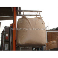 China alibaba pp jumbo bag,container bag for sugar corn seeds feed pass ISO9001 factory price