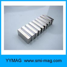 promotional strong neodymium brick block magnet