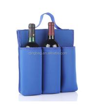 Neoprene 6 beer bottle cooler bag