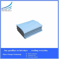 summer waterproof cooling non-toxic no stimulation exercise mattress