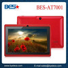 Delicate colors Multi touch 2015 new good voice tablet pc show china