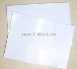 260g A4 RC preminum glossy photo paper 50 sheets/pack