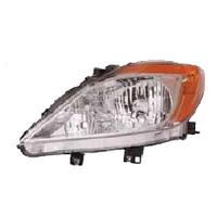 head lamp for MAZDA BT50 2011