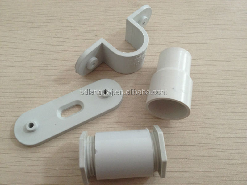 High quality plastic pipe clamps clips view